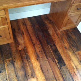 Granary Pine from a mill on Lake Superior Hardwood Flooring